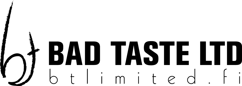 Bad Taste Ltd Logo