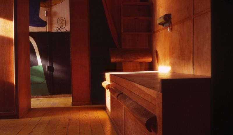 LE CABANON par Le Corbusier