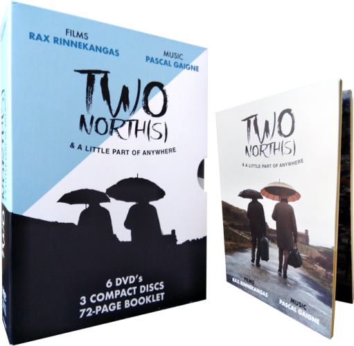 two norths dvd booklet cover
